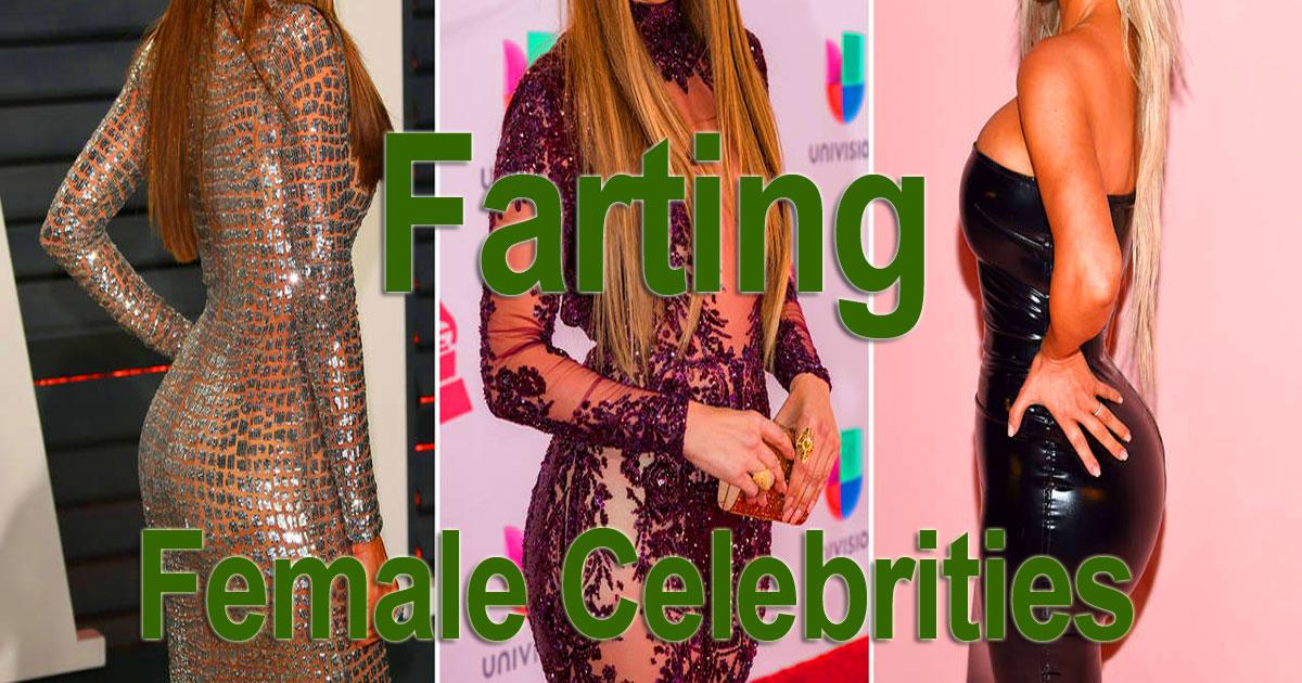 Farting Female Celebrities   FartHub